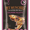 Pet Munchies Salmon Fillets 90Gr